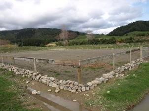 60m x 40m horse arena