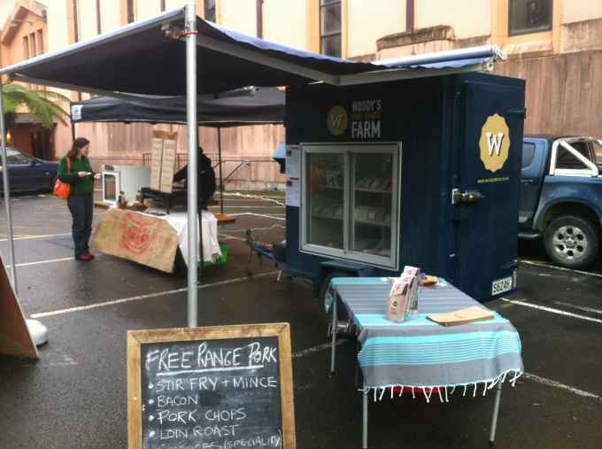 Hill St Farmers Market (Wellington)